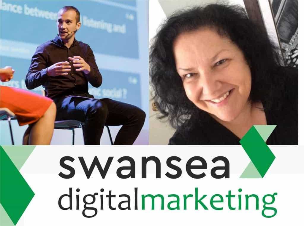 Swansea Digital Marketing & SEO Meetup #3 Speakers