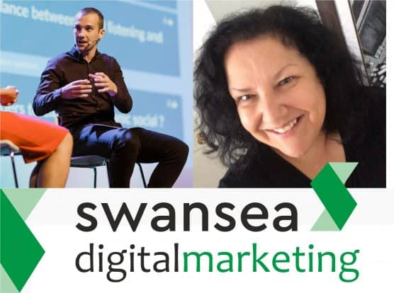 Swansea Digital Marketing & SEO Meetup #3 Speakers