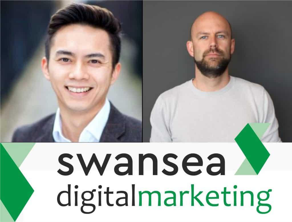 Swansea Digital Marketing & SEO Meetup #6 Speakers