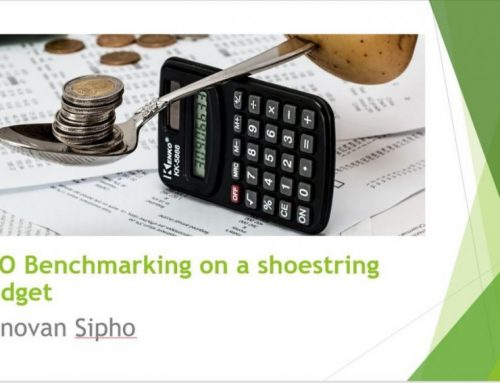 SEO Benchmarking on a Shoestring Budget