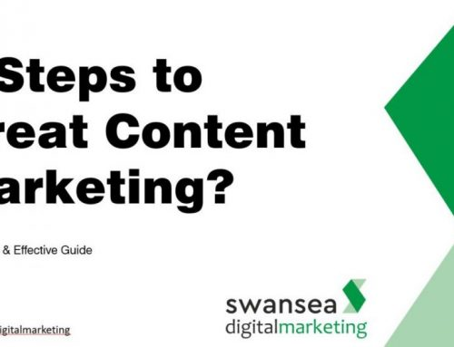 6 Steps to Great Content Marketing