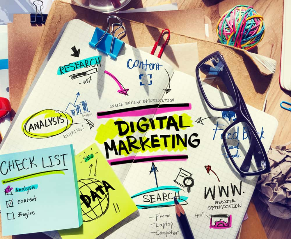 Whats involved in digital marketing - Swansea Digital Marketing