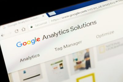 Google Analytics - Swansea Digital Marketing