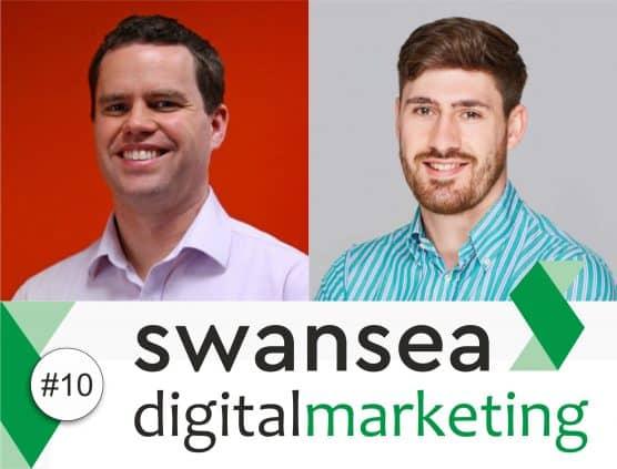 Meetup #10 Speakers | Swansea Digital Marketing meetup