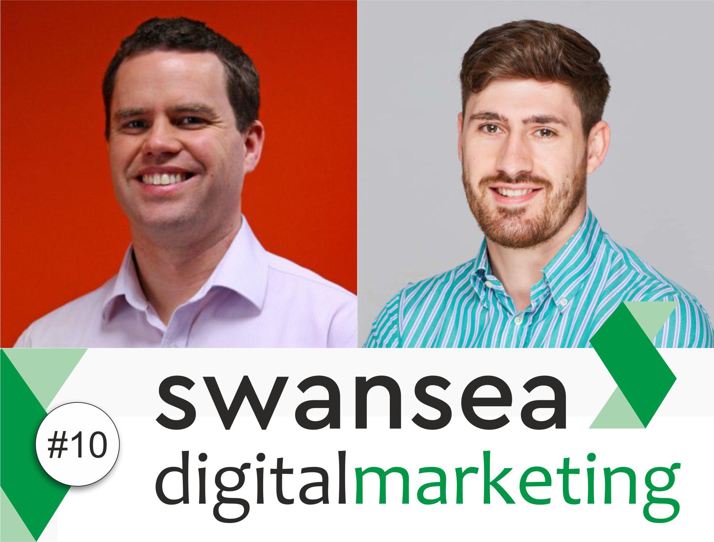 Swansea Digital Marketing & SEO Meetup #10 Speakers