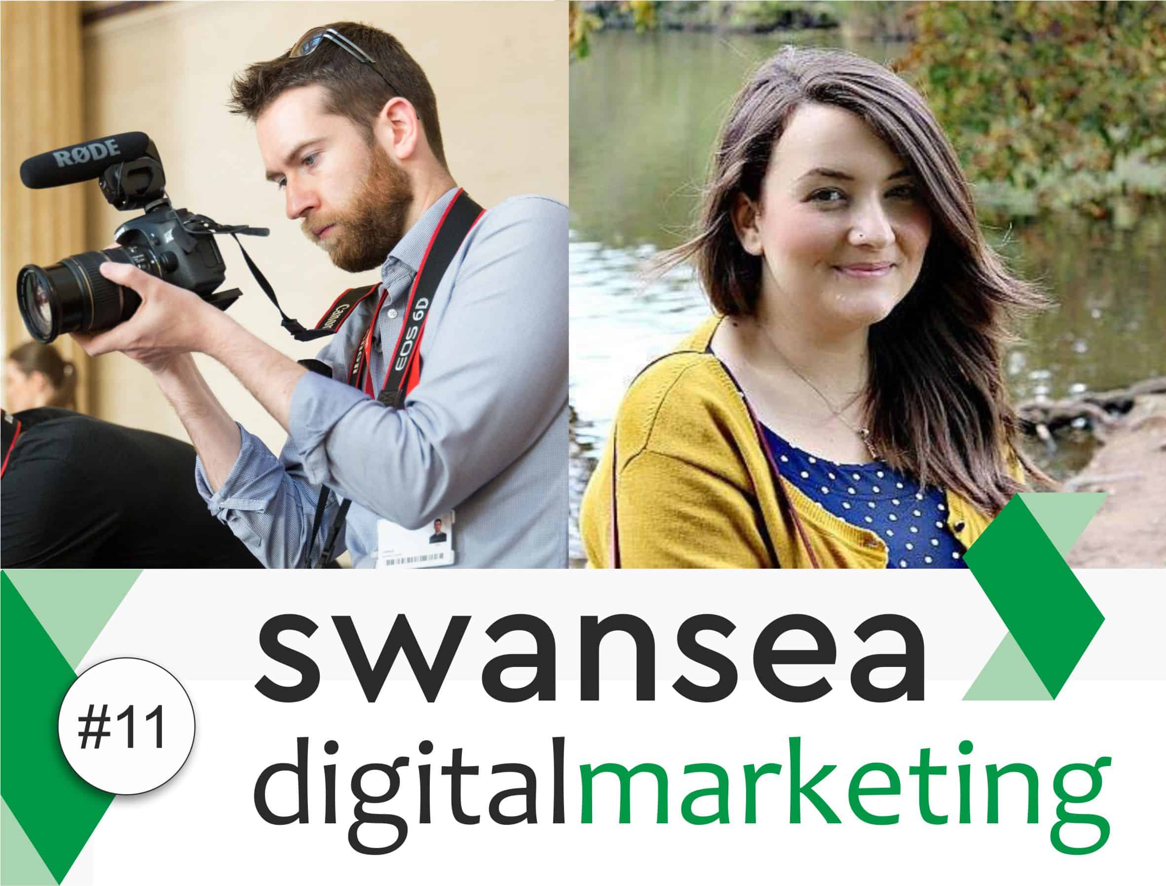 Swansea Digital Marketing & SEO Meetup #6 Speakers