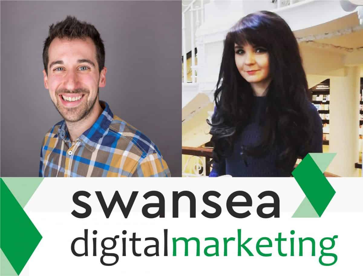 Swansea Digital Marketing & SEO Meetup #7 Speakers