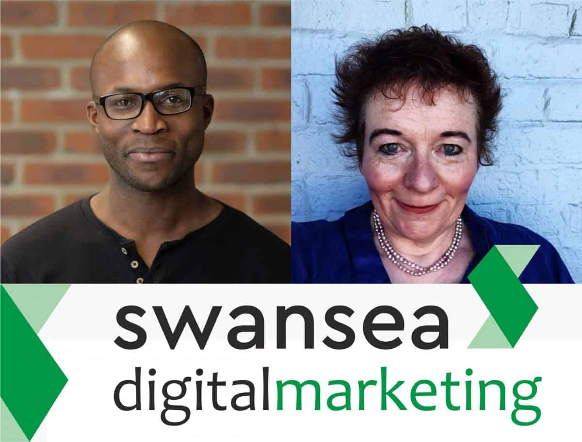 Swansea Digital Marketing & SEO Meetup #8 Speakers