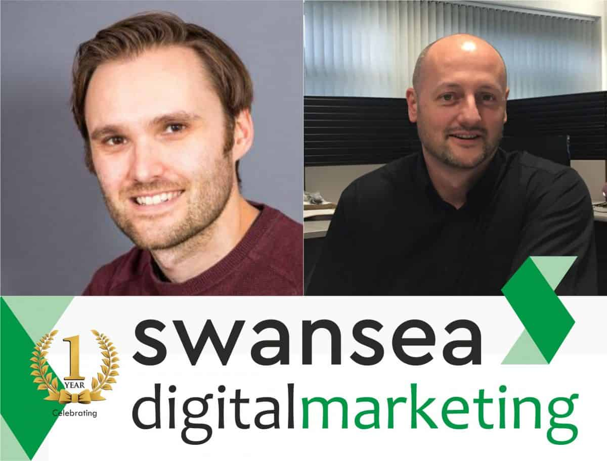 Swansea Digital Marketing & SEO Meetup #9 Speakers